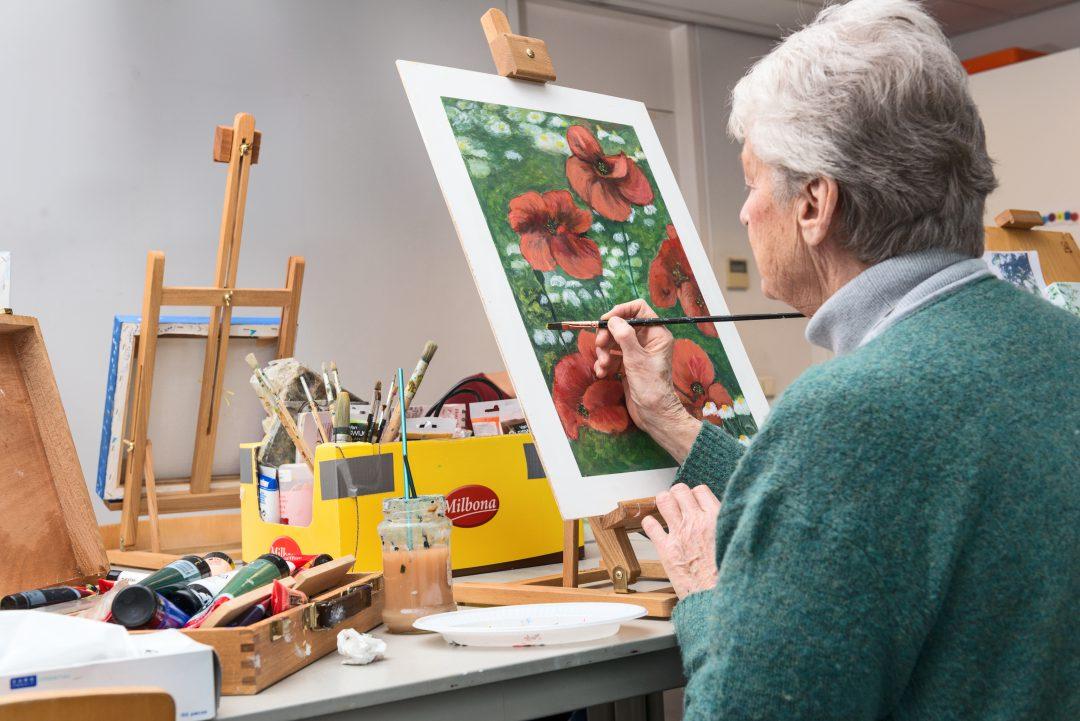 Gratis schildercursus van start op 4 oktober