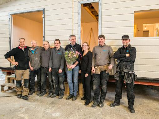 HBT Chaletbouw is Toffe Peer 2019