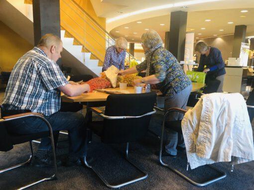 Winterswijkse Uitdaging helpt De Voedselbank